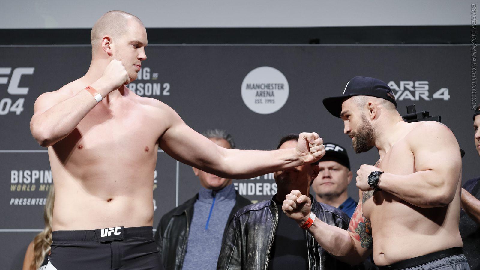 UFC 204 live blog: Stefan Struve vs. Daniel Omielanczuk