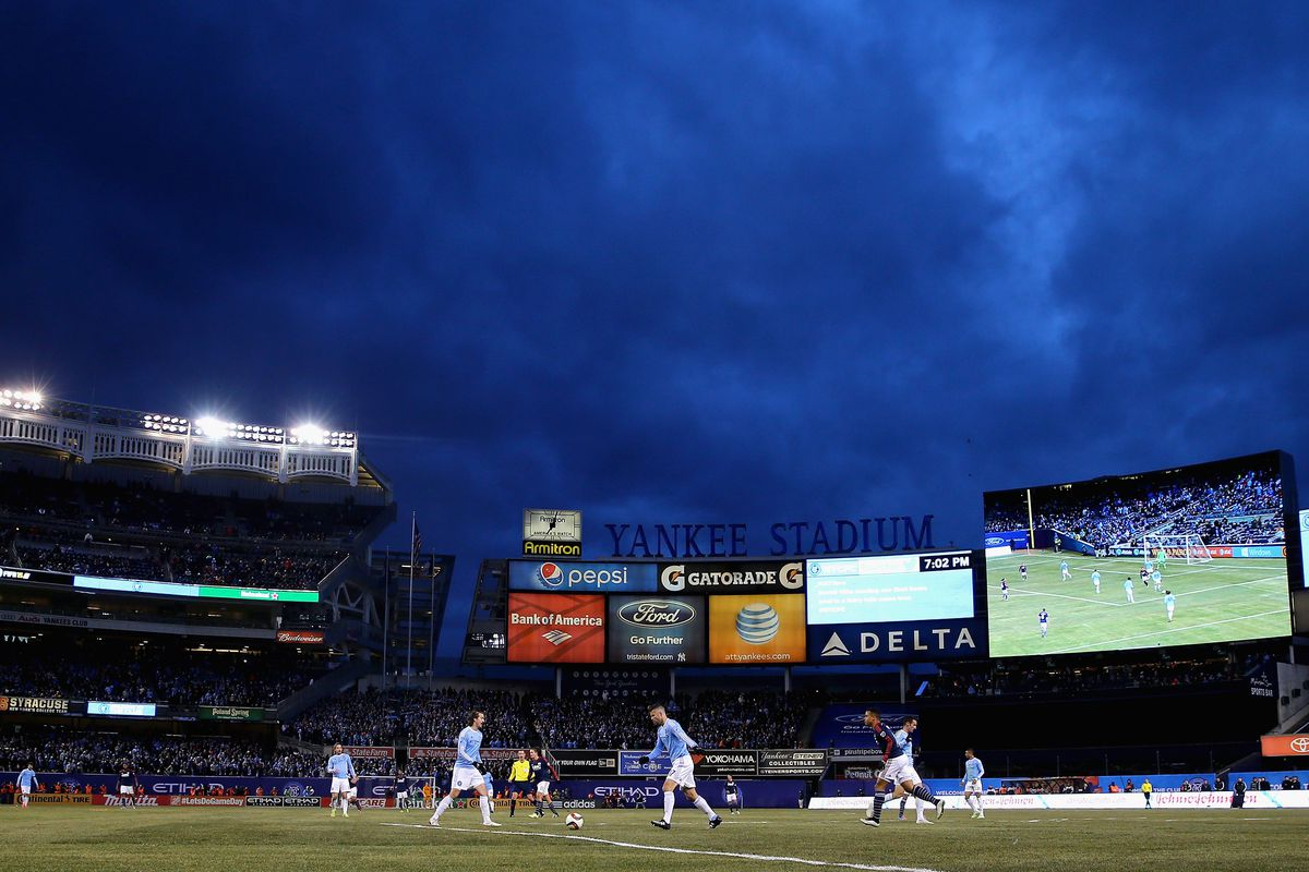 Madison Square Garden: New York City FC's Stadium Dream Is Nearly A Reality. Here