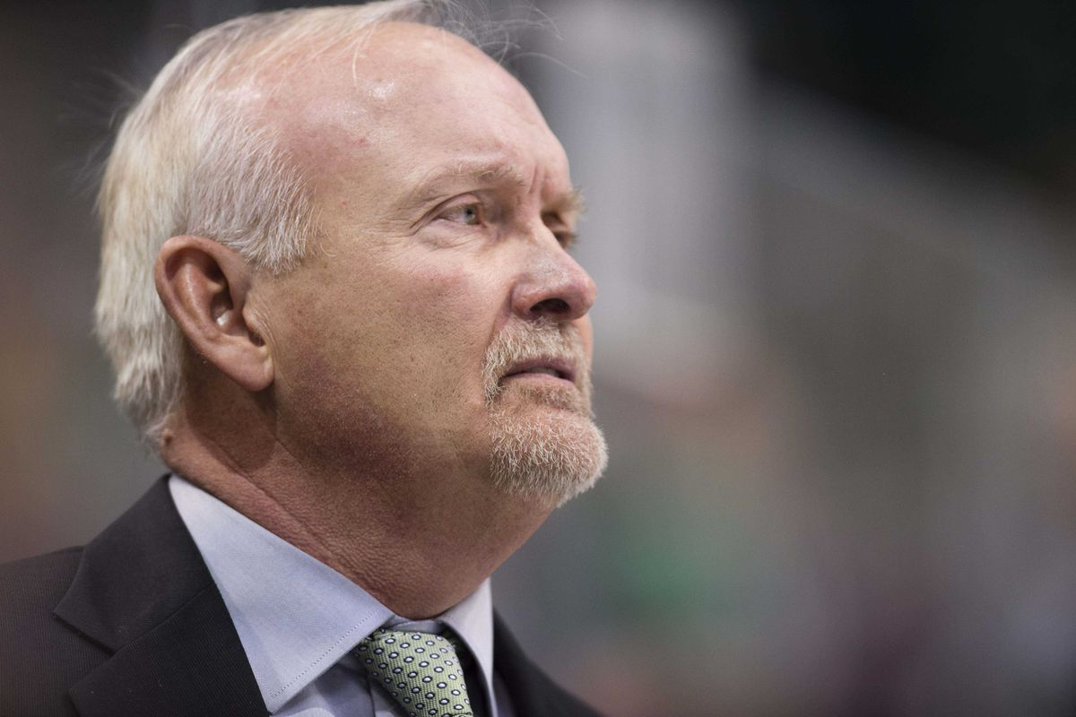 Ruff not returning as Stars coach after missing playoffs