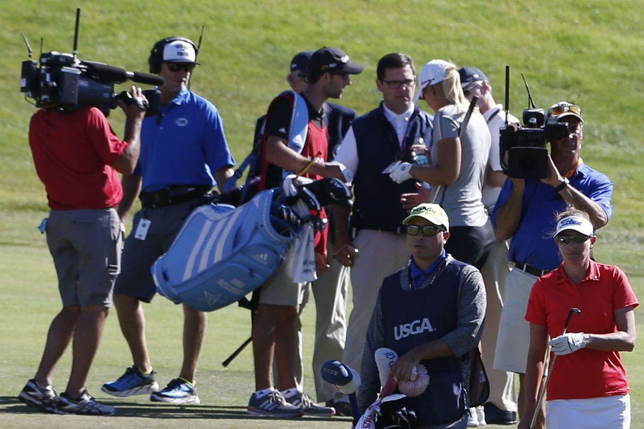 Ko leads by one shot at US Women's Open