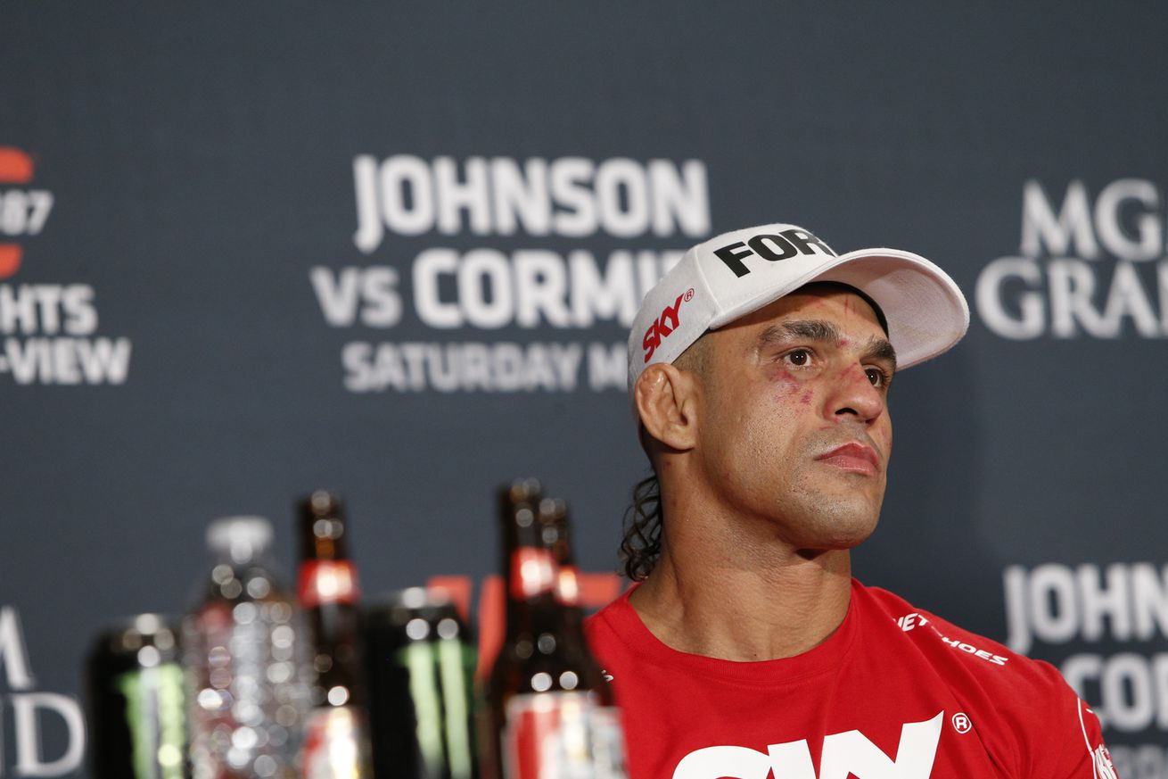 community news, Vitor Belfort confirms his next fight will be his last: My body is not the same anymore