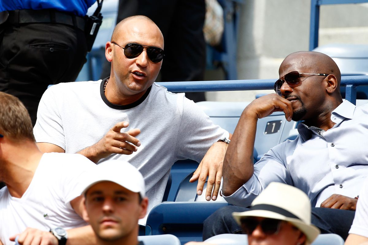 Derek Jeter and Jeb Bush to Buy Marlins