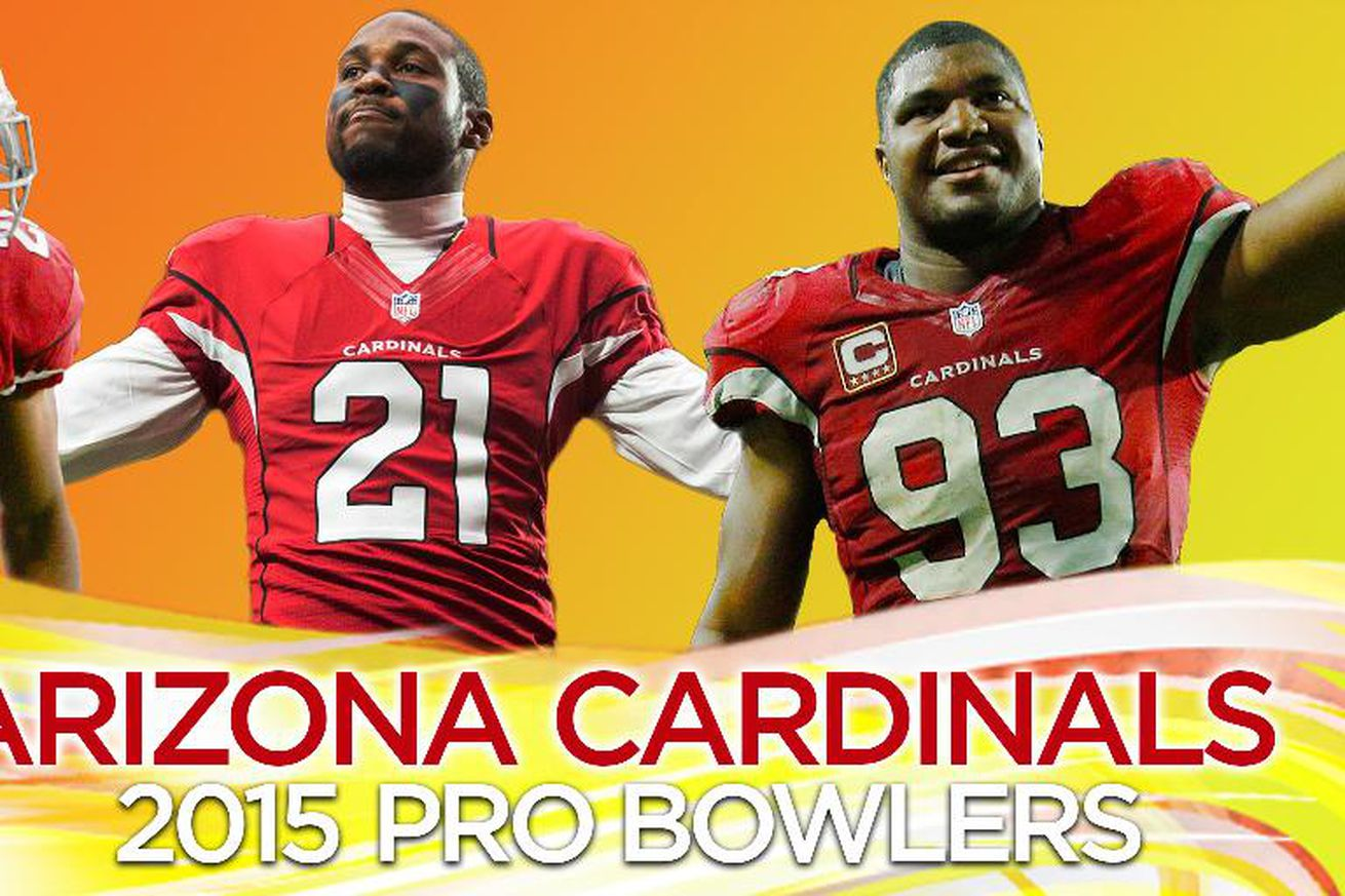 Jerseys NFL Online - 2015 Pro Bowl selections: Calais Campbell selected for 1st time ...