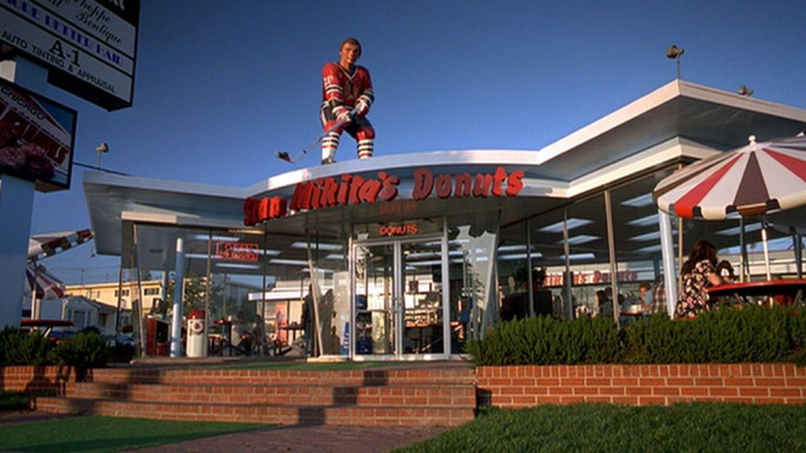 Wayne S World Hockey Restaurant