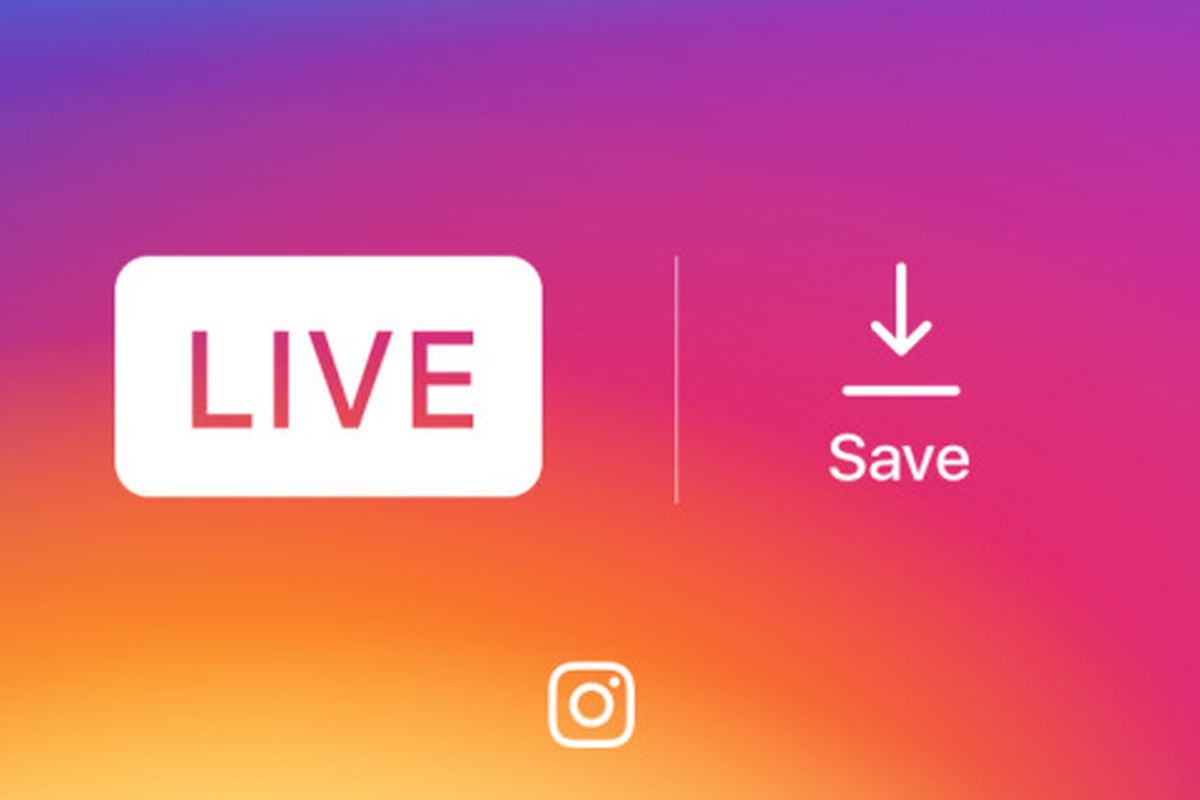 Instagram Adds Feature to Save Live Videos