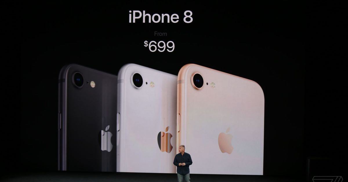 iPhone 8 price will start at $699 with a release date of ...