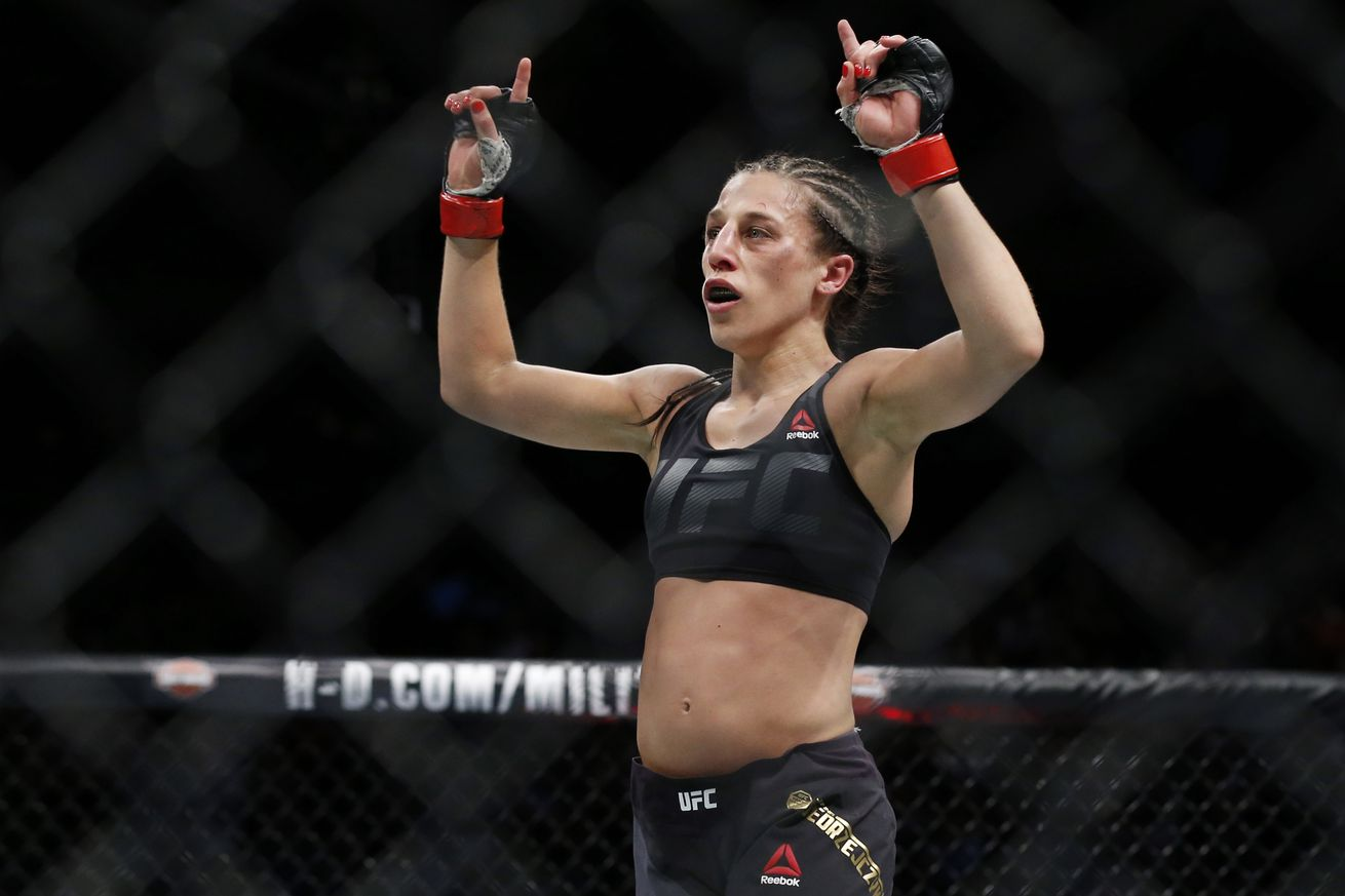 community news, Joanna Jedrzejczyk returns to American Top Team to prepare for a mystery opponent