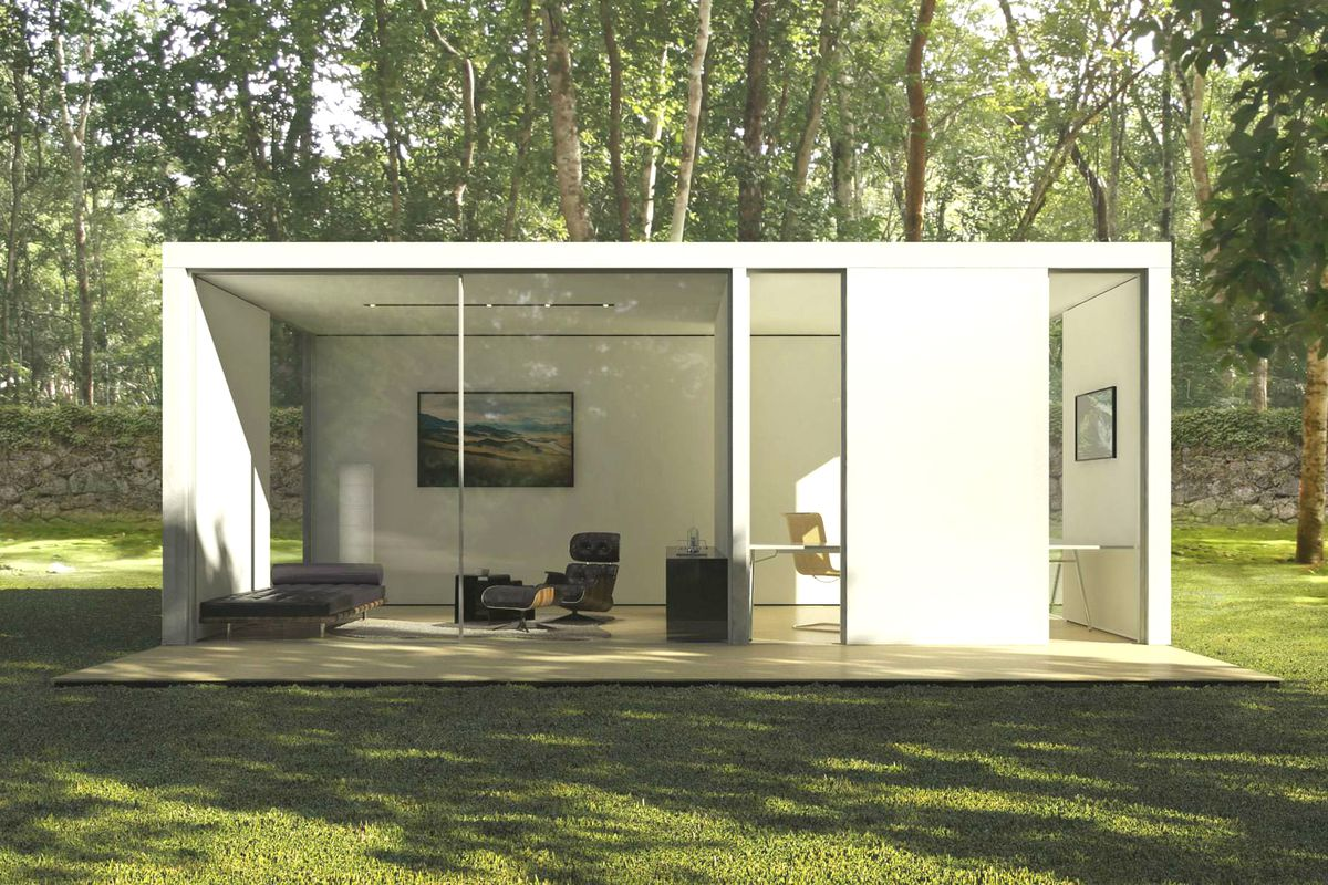 Prefab Homes From Cover Are Designed By Computer