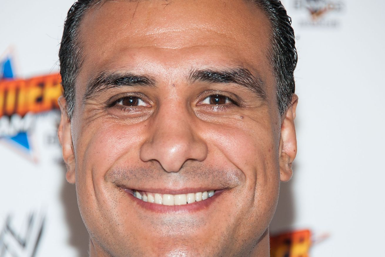 Alberto Del Rio Is Reportedly Parting Ways With WWE