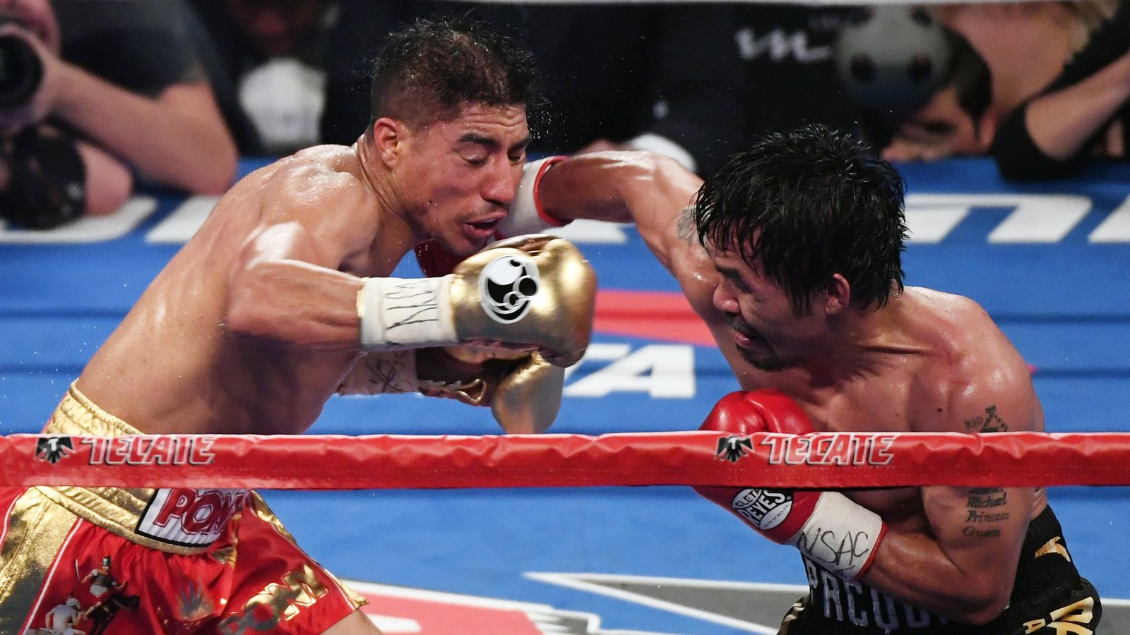 Manny Pacquiao vs. Jessie Vargas full fight video ...
