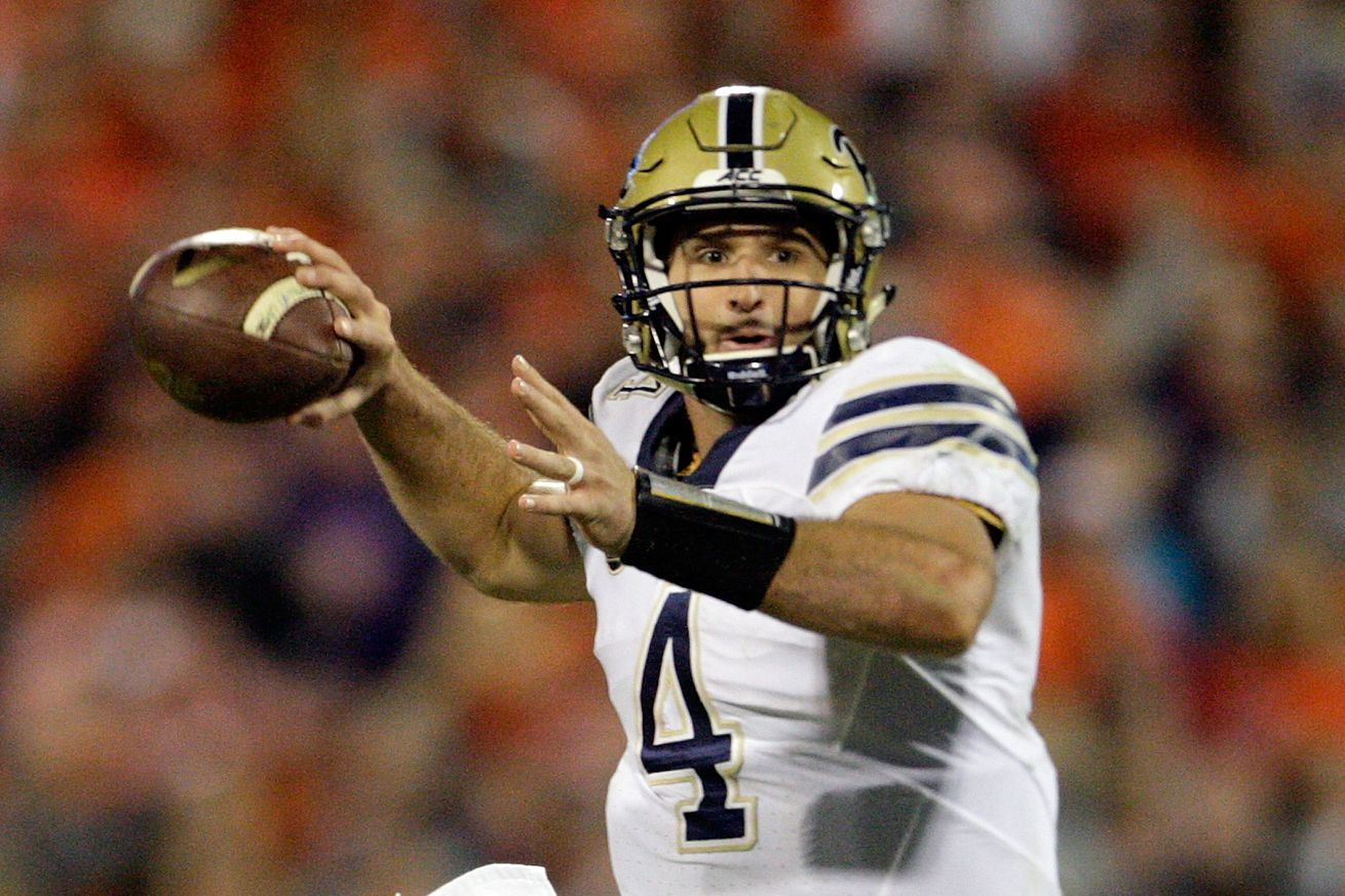 NFL Draft Notebook: Pitt QB Nathan Peterman a fit for Giants?