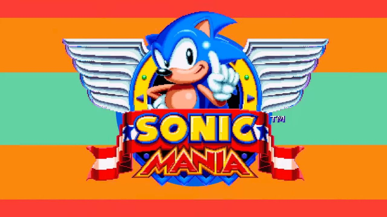 Sega gives Sonic Mania the collector's edition it deserves