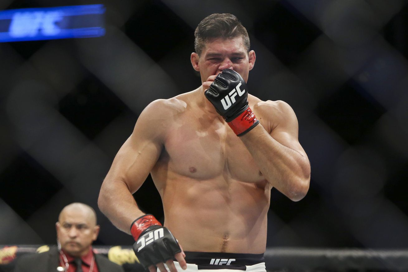 UFC Fight Night 90 results: Alan Jouban drops Belal Muhammad three times, wins decision in incredible fight