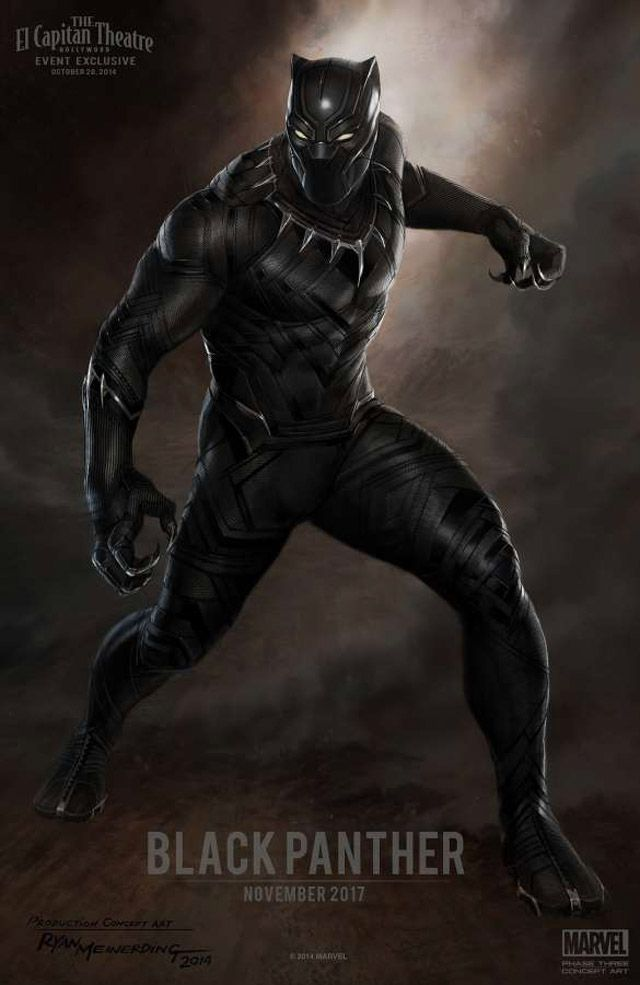 Black Panther (2018) Worldfree4u – Full Movie Dual Audio BRRip 720P English ESubs