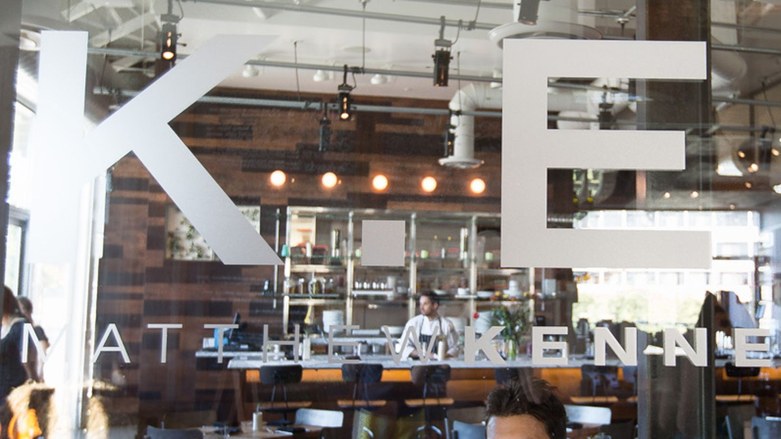 Matthew Kenney å lukke M. A. K. E. i Santa Monica Place, Open New Concept i Venezia