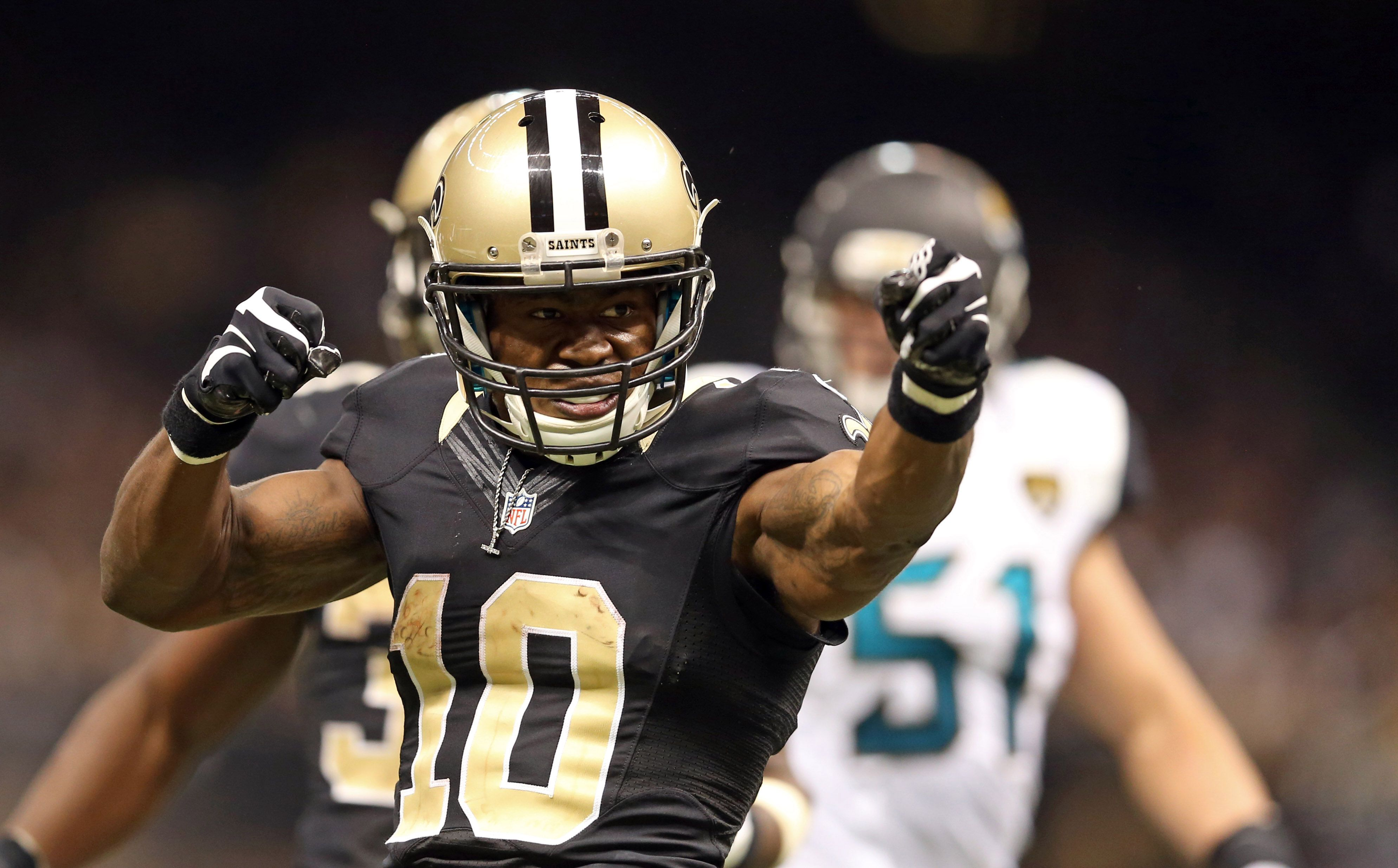 New Orleans Saints Kevin Williams GAME Jerseys