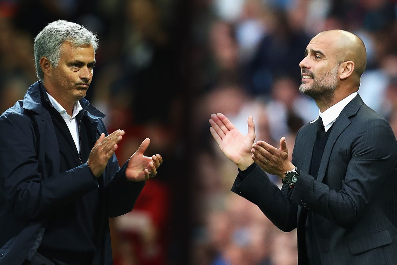 City wins Manchester derby, big wins for Liverpool, Spurs
