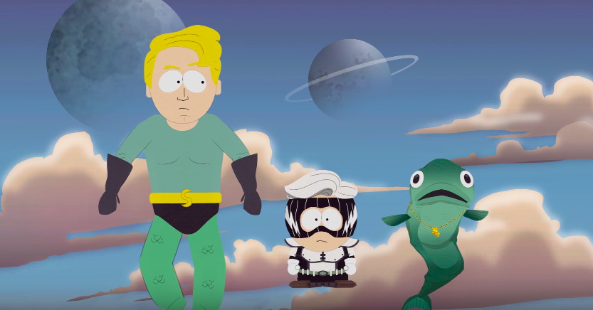 South Park: The Fractured But Whole mocks Kanye West's game, late mother in new trailer