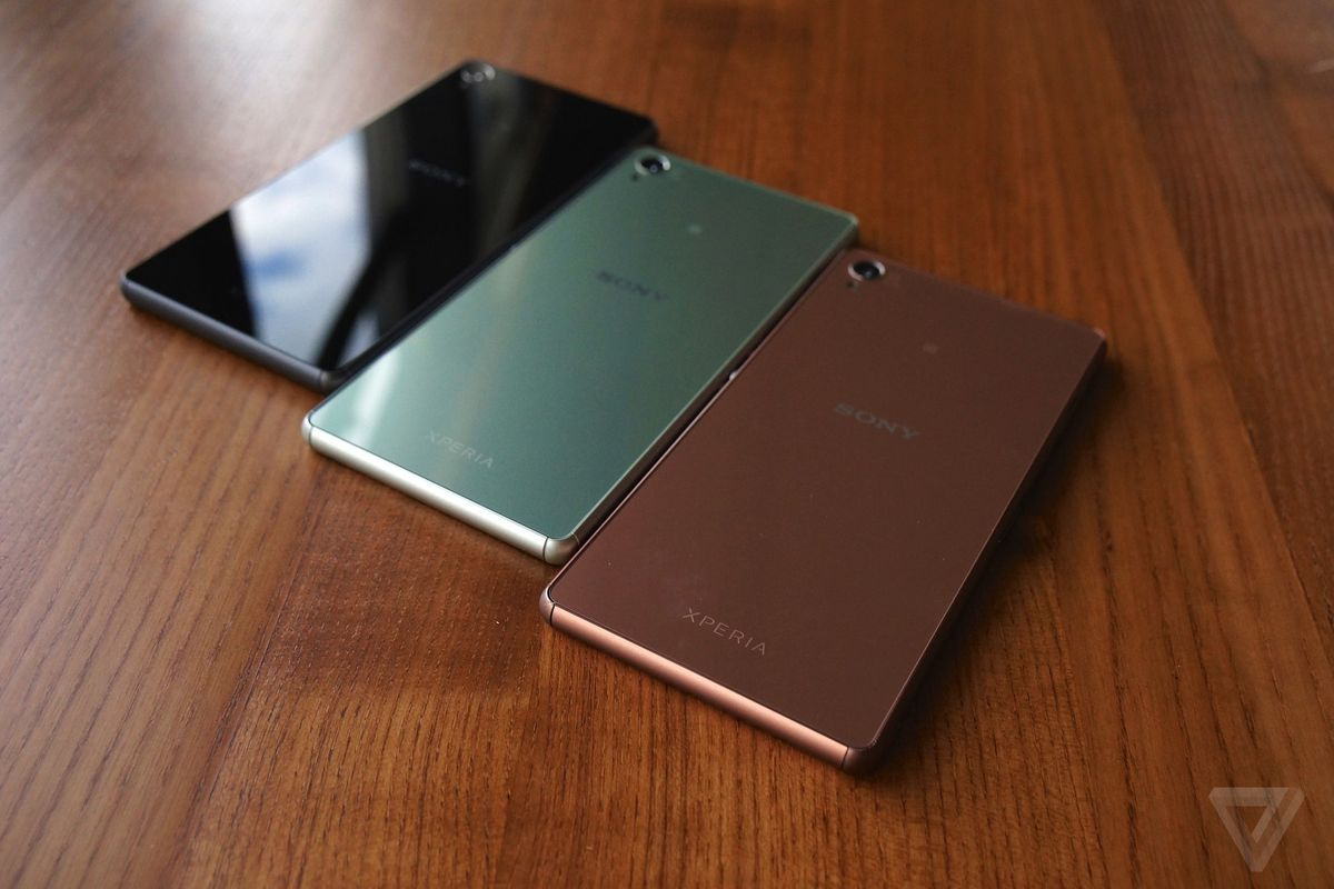 the xperia z isn t even two years old yet but it s not getting i m tired of sony making me look bad i spent 3 000 words two years ago talking up the xperia z3 and z3 compact and their excellent hardware design and