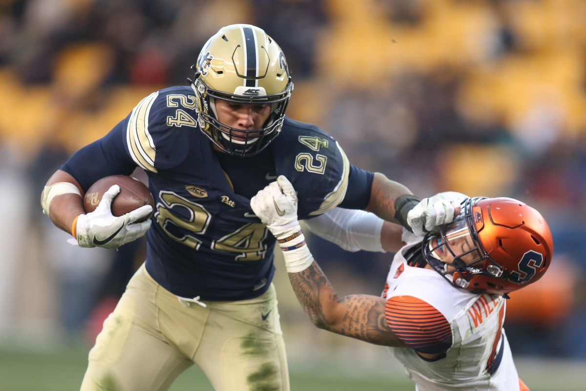 Steelers grab Pitt star, cancer survivor James Conner