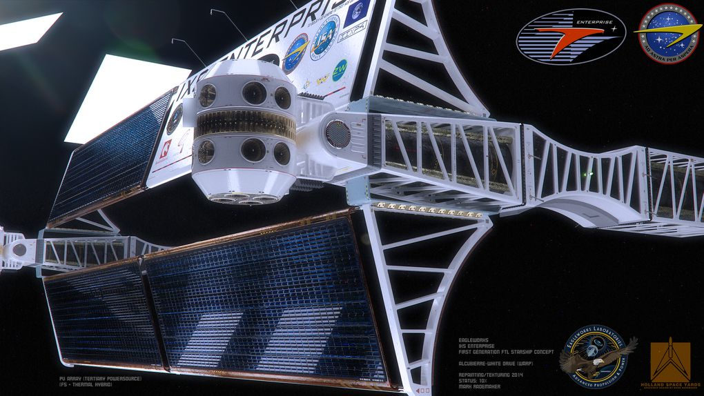 We Could Travel To New Worlds In Nasa S Starship