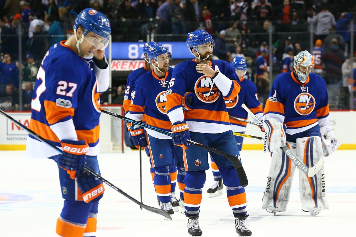 Wednesday's NHL Game of the Day: Islanders at Rangers