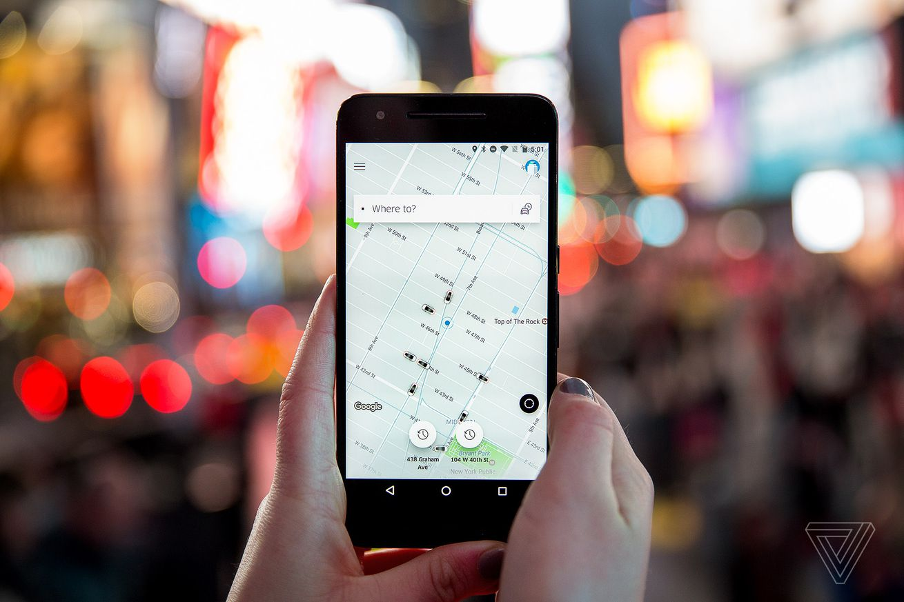 Uber now lets you add your favorite places inside the app