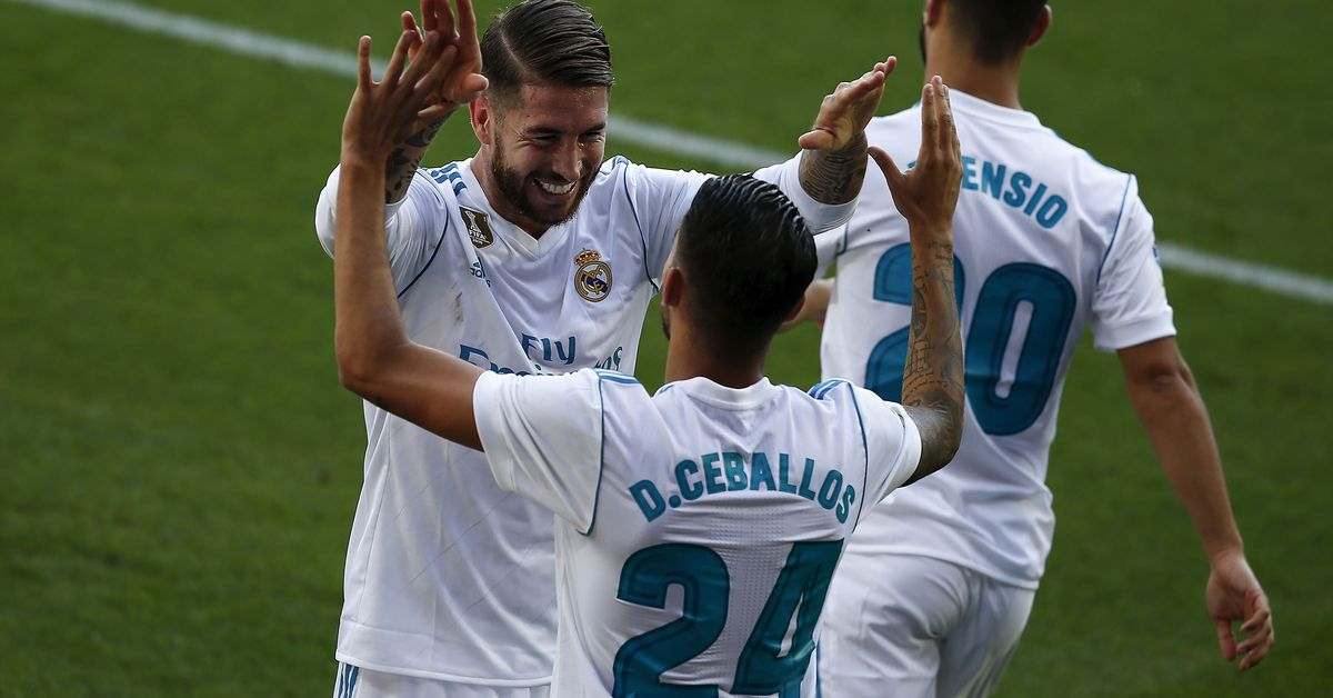 Player Ratings Real Madrid 2: Player Ratings: Alavés 1