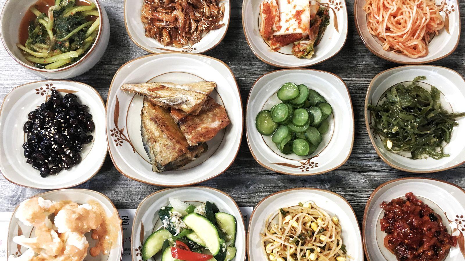 Best Traditional Korean Food In Koreatown Los Angeles