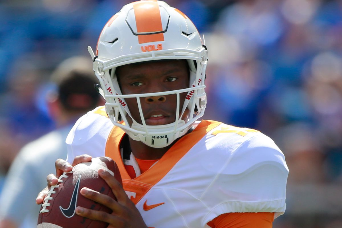 QB Sheriron Jones leaving Tennessee's program again