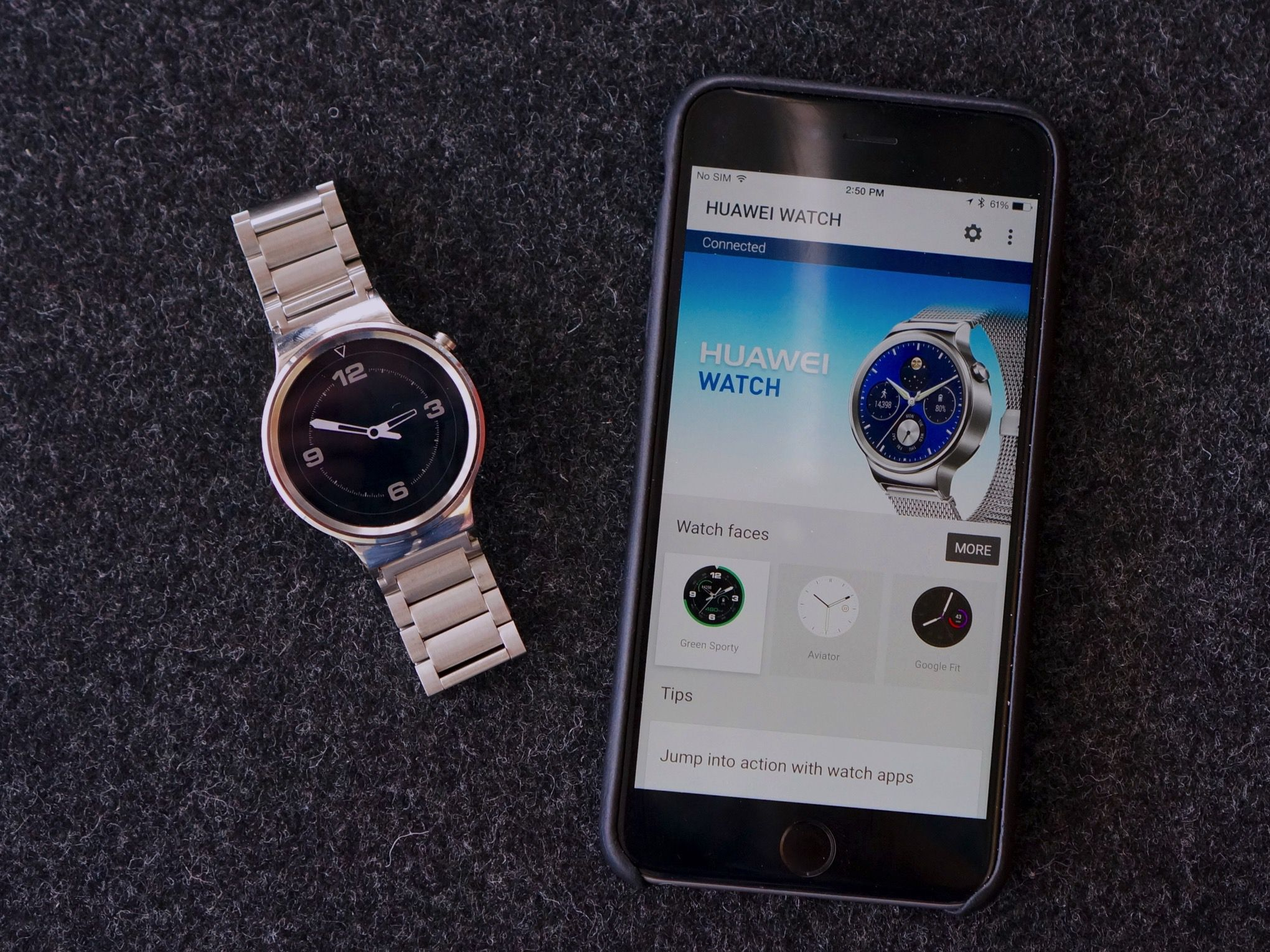 android wear iphone android wear smartwatches come to the iphone the verge 10078