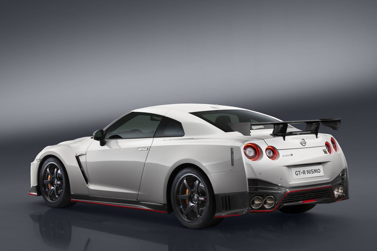 The 2017 Gt R Nismo May Be The Most Badass Nissan You Can