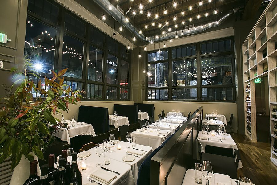 Lark wins restaurant design of the year at new seattle