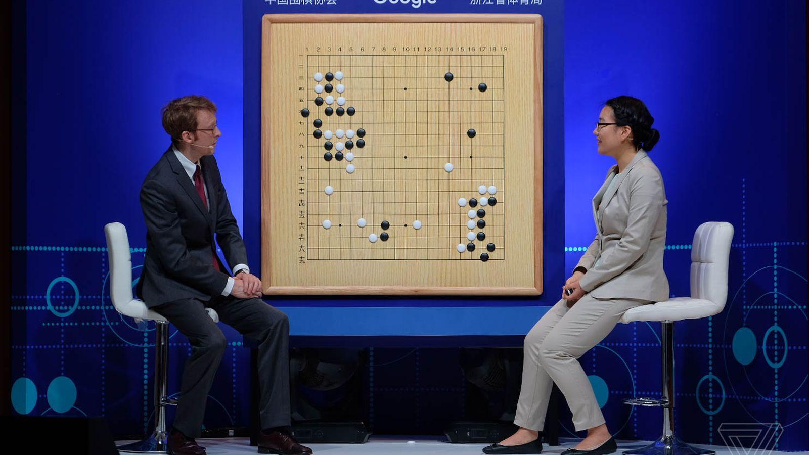 Google's AlphaGo AI defeats world Go number one Ke Jie