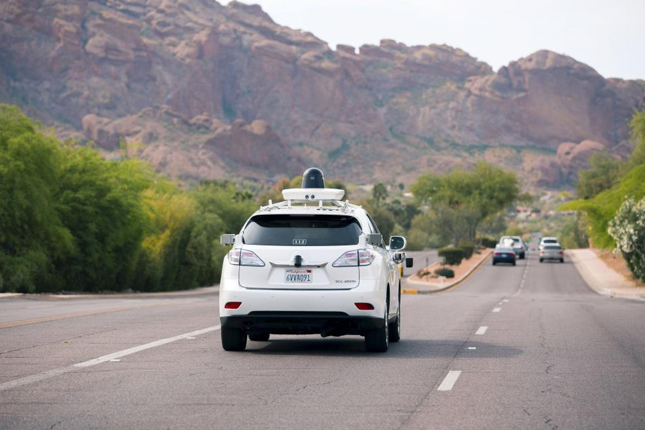 Google Self Driving Cars Head To Phoenix
