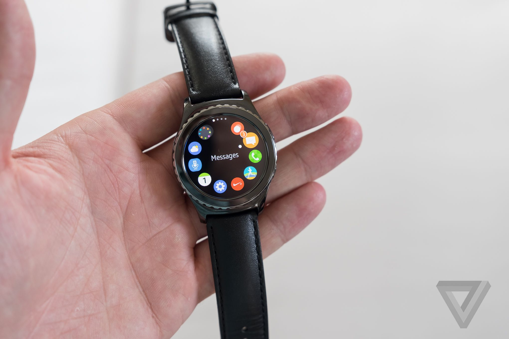 Samsung S Gear S2 Is Its Best Looking Smartwatch Yet The