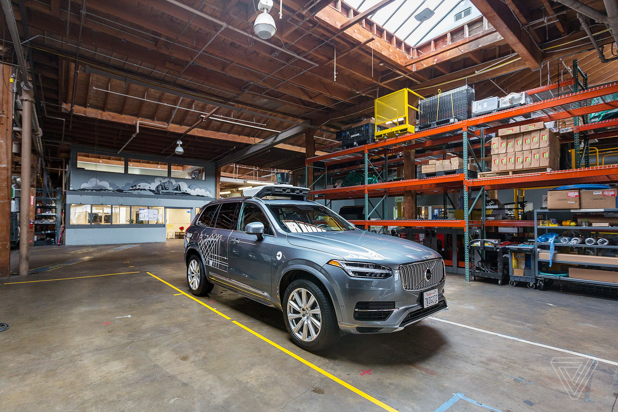 Uber says it\'s reviewing incident of self-driving car running a red ...