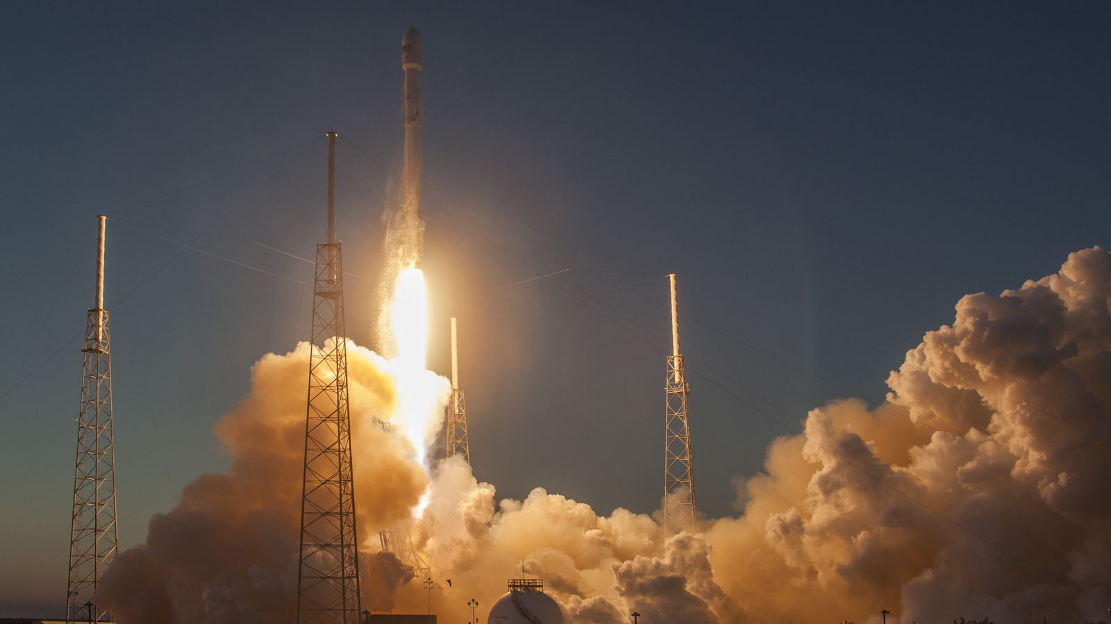 Watch a SpaceX launch and landing attempt this evening at ...