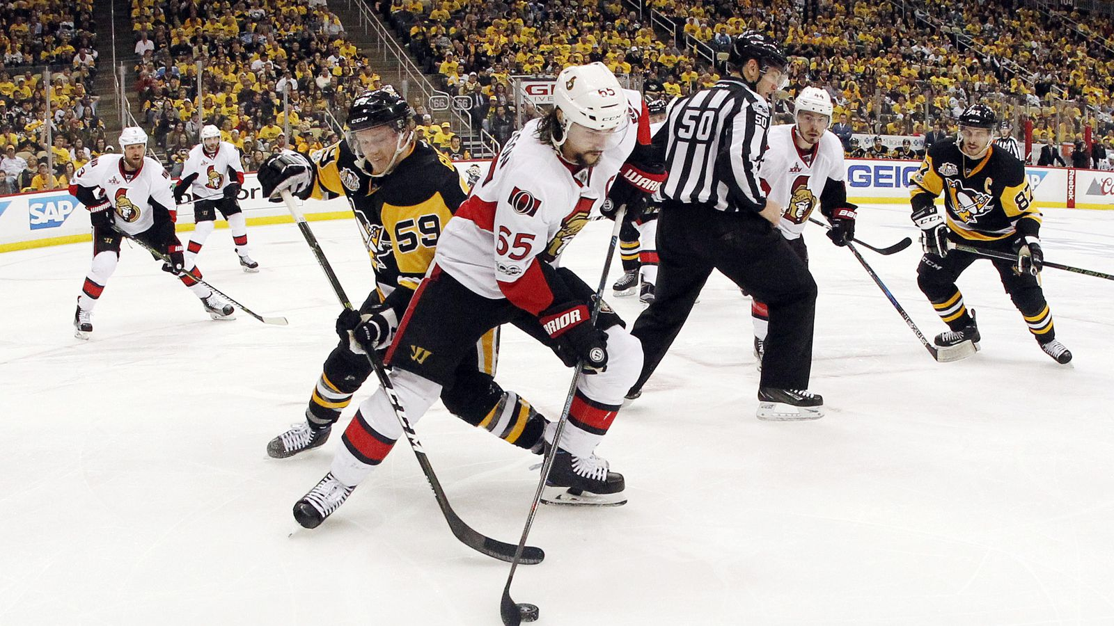 Senators vs. Penguins 2017 live stream: Time, TV channel, and how to watch Eastern Conference ...