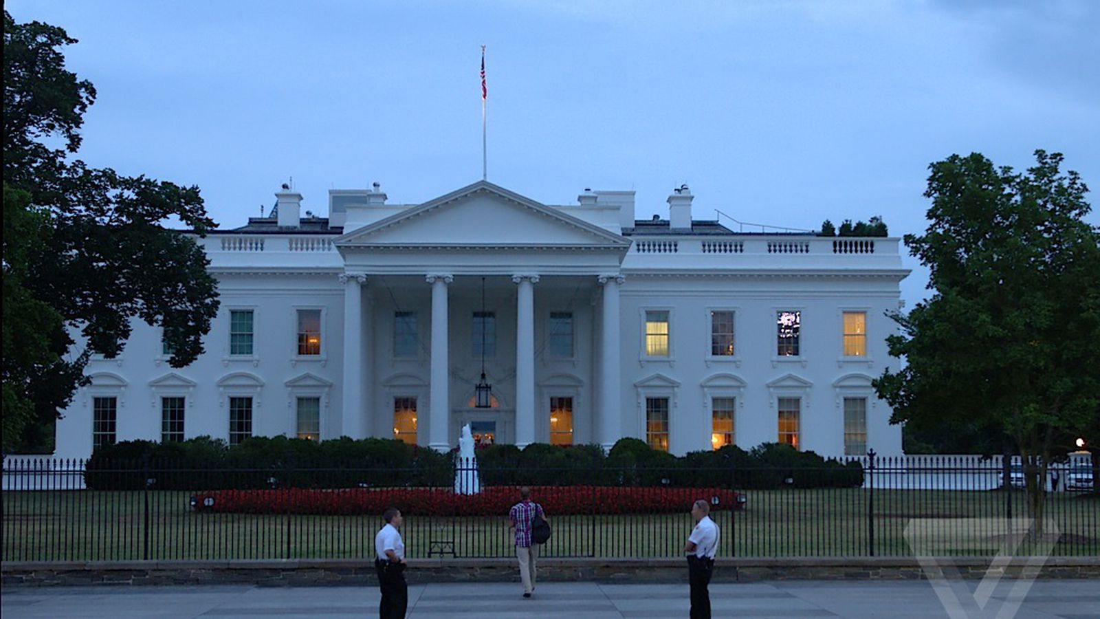 Solar Panels Finally Back On The White House Almost 30