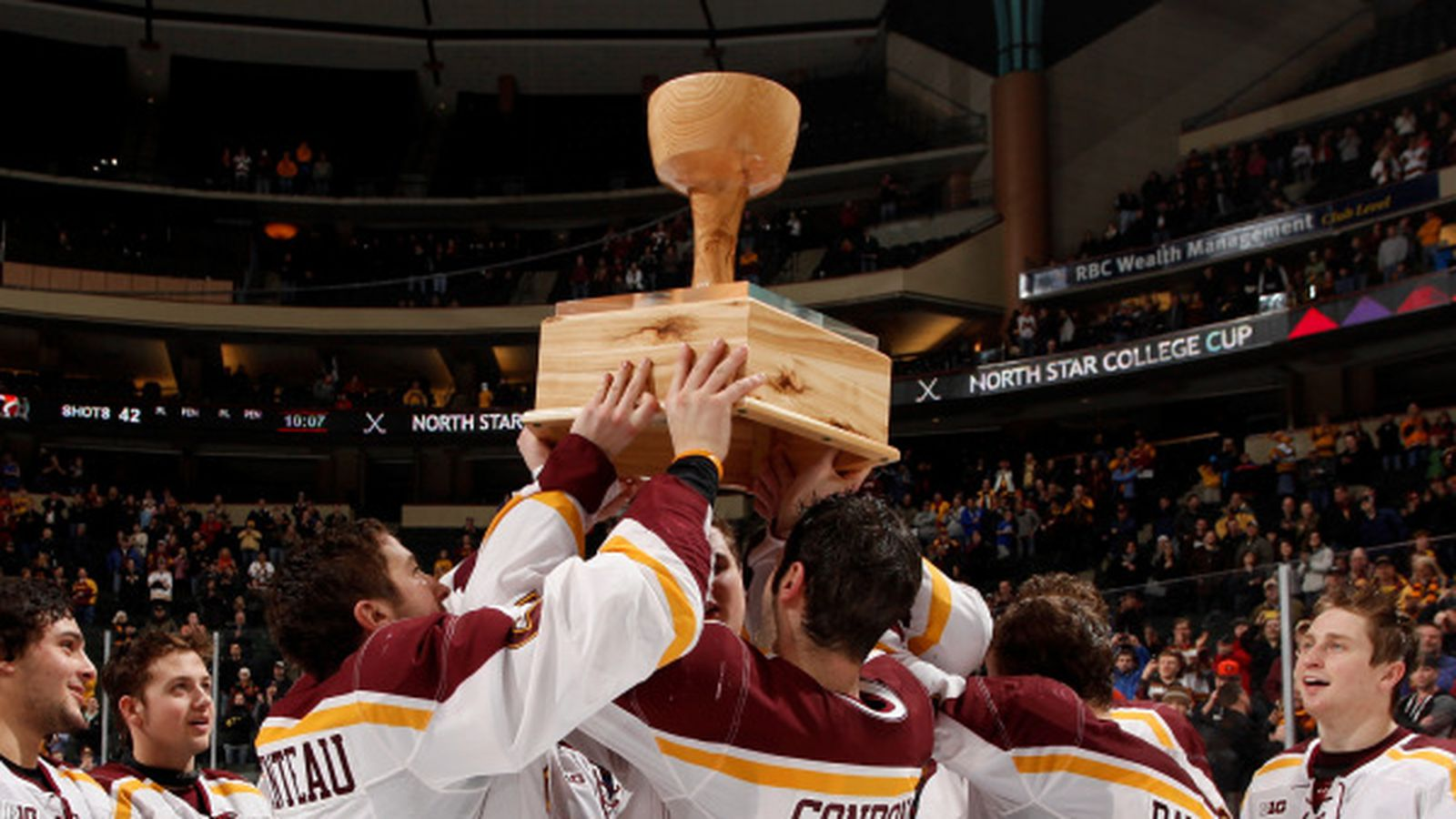 Minnesota Hockey: Gophers Look to Bring Home Final North ...