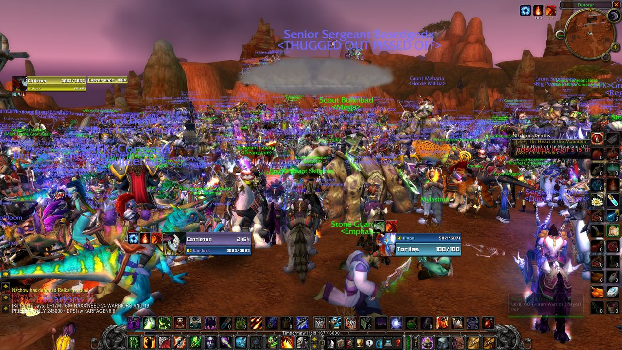 Admins of shut down world of warcraft server say they will meet with