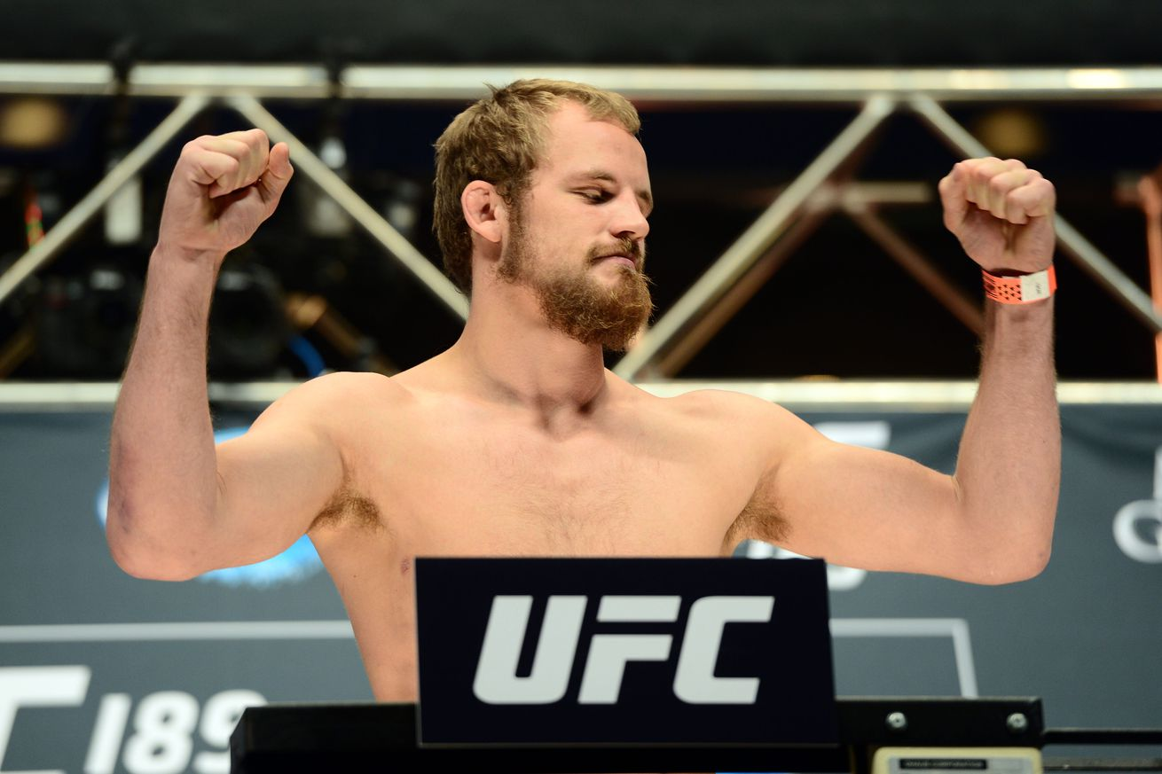 UFC Fight Night 107: Gunnar Nelson vs Alan Jouban co main event booked for March 18 in London