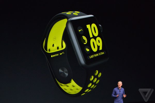 Apple Watch Nike+ Announcement photos