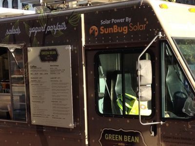 Blazing Salads Food Truck
