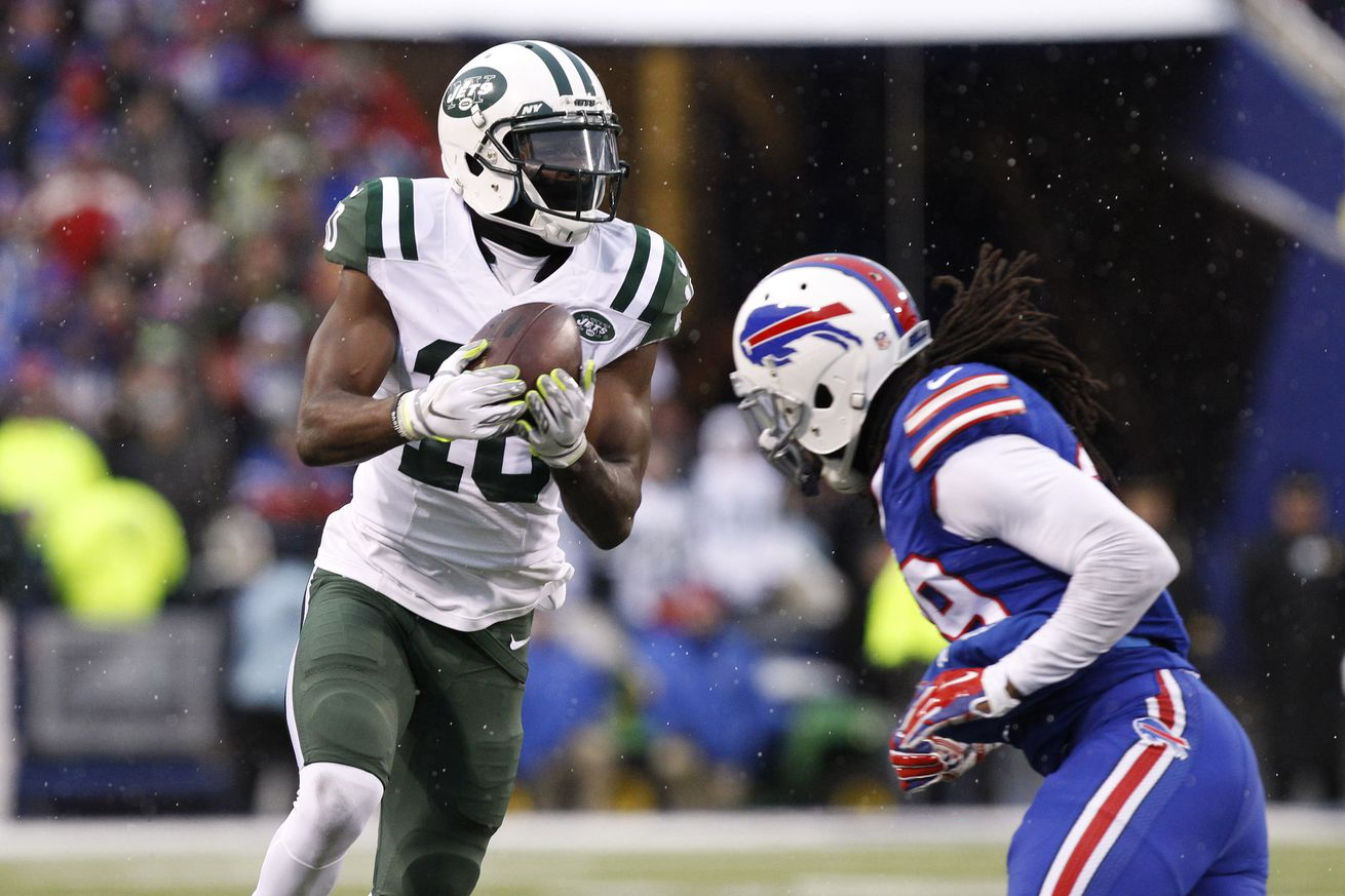 Jets Roster Analysis: Will Kenbrell Thompkins Hold Off the Rookies?