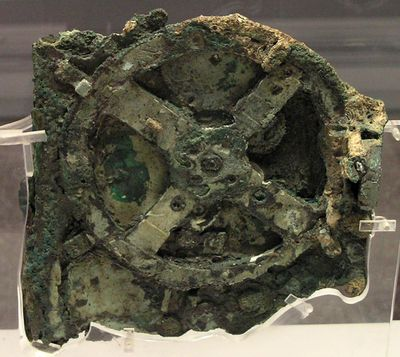 Antikythera mechanism | yippeefeed.com