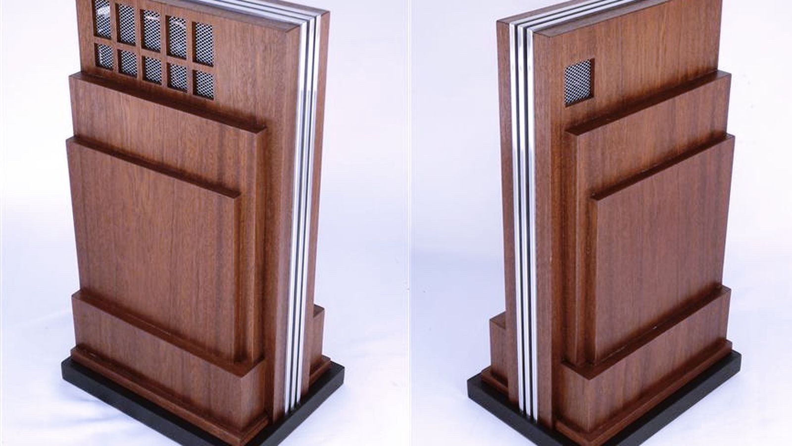this art deco pc mod looks like a miniature mahogany skyscraper the verge art deco office tower piet