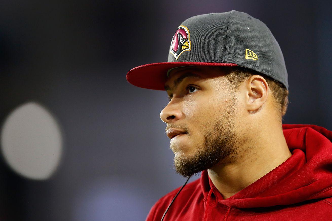 WOMEN Arizona Cardinals Tyrann Mathieu Jerseys