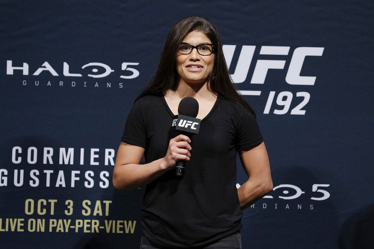 UFC 211: Jessica Aguilar meets Cortney Casey on May 13 in Dallas, Texas
